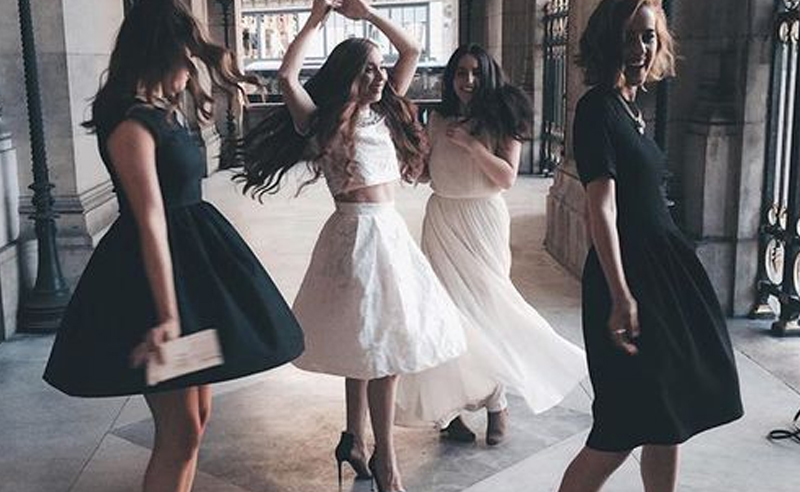 5 All-White Outfit Ideas for Your Next Party